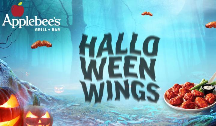 Applebee's Halloween image.