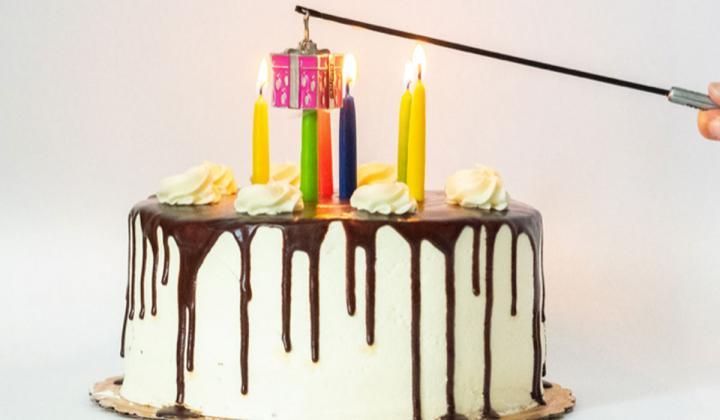 Main Event cake.
