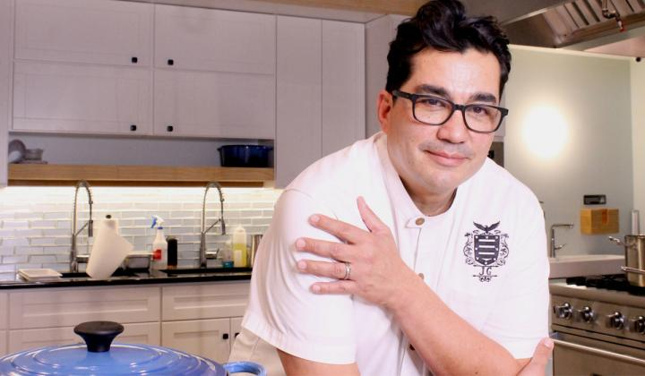 Chef Jose Garces.