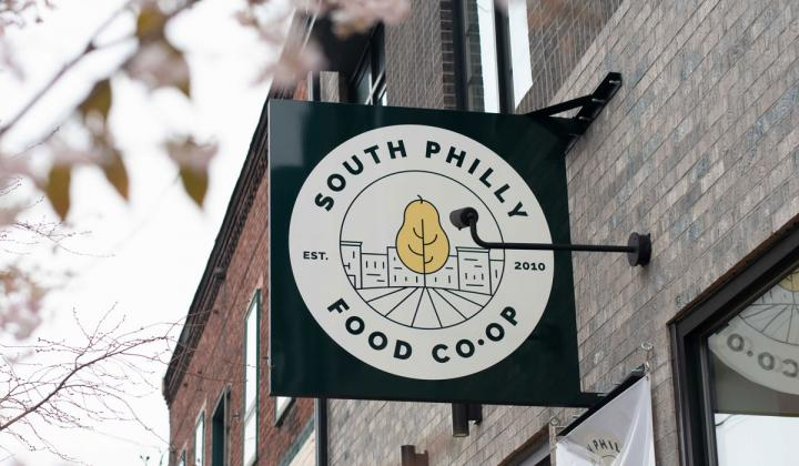 South Philly Food Co-op exterior.