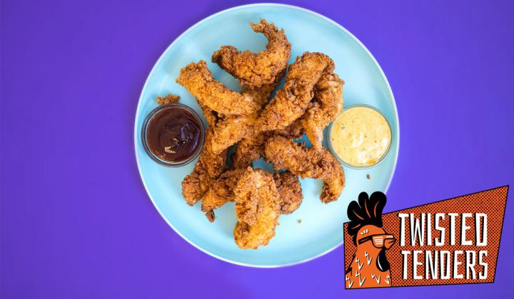 SPB Hospitality chicken tenders.