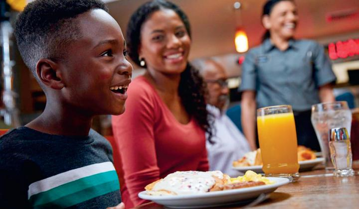 Denny's commitment to diversity, equity, and inclusion has led to community-driven initiatives and collaborations with grassroots leaders.