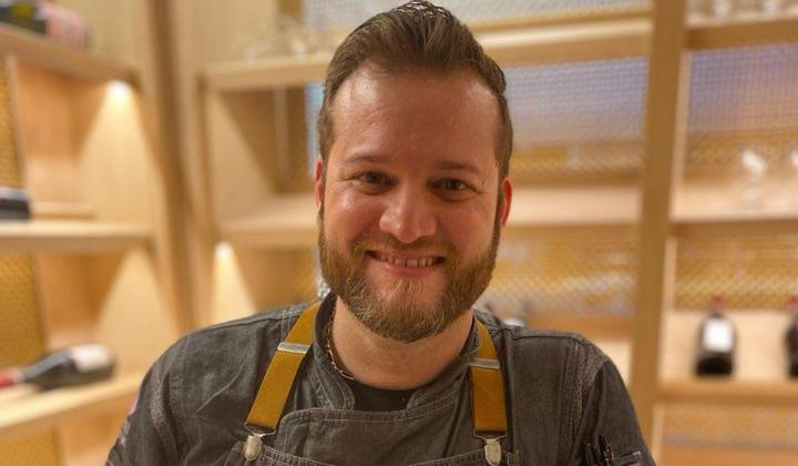 Quirk Hotel Charlottesville chef Hector Pabon.