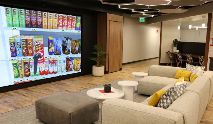 Kellogg Company interior.