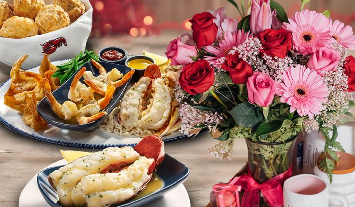 Red Lobster Valentine's Day deal.