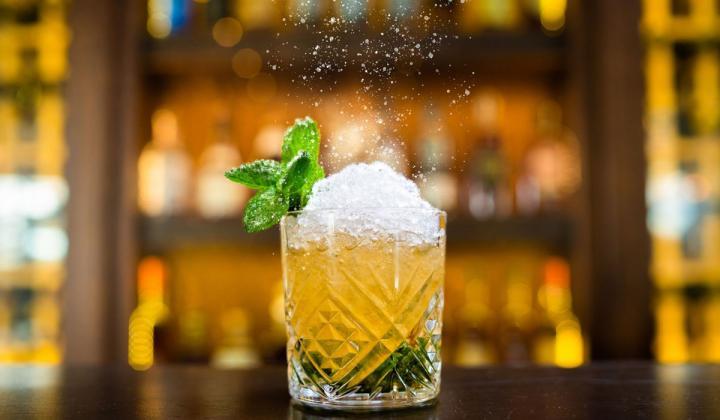 Eureka! derby drink.