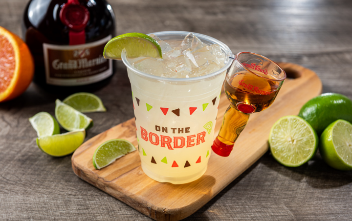 On The Border drink.