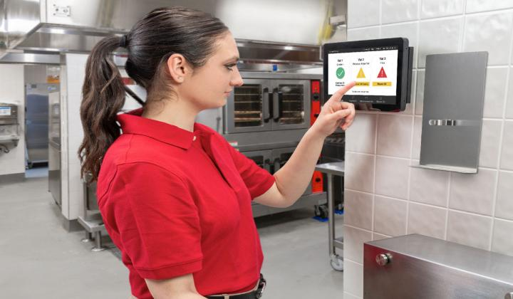 Automated Cooking Oil Management System