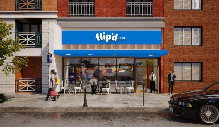 flip'd by IHOP rendering