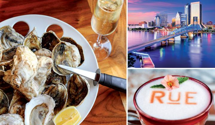 Jacksonville may have a laid-back vibe, but chef and Jax native Scott Alters knows the beachtown also boasts a vibrant and ambitious restaurant scene.