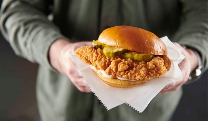 Brakebush chicken filet