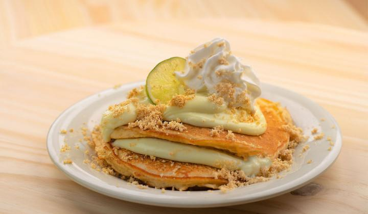 Eggs Up Grill's Key Lime Pie