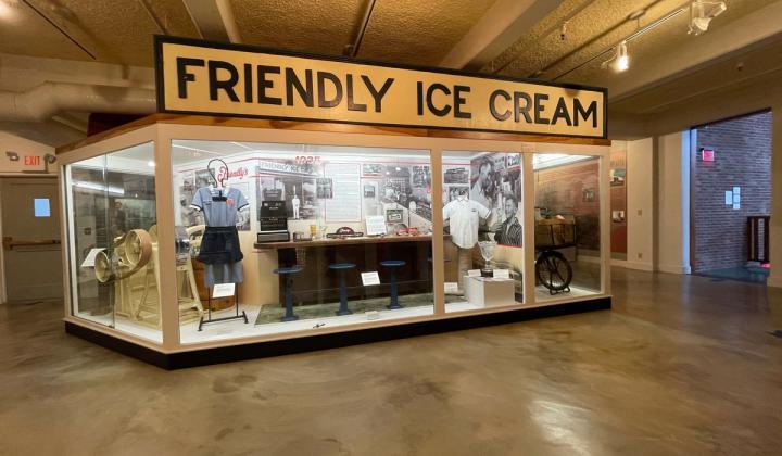 Friendly's exhibit