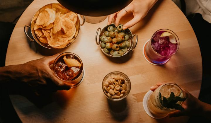 Willa's Provisions drinks