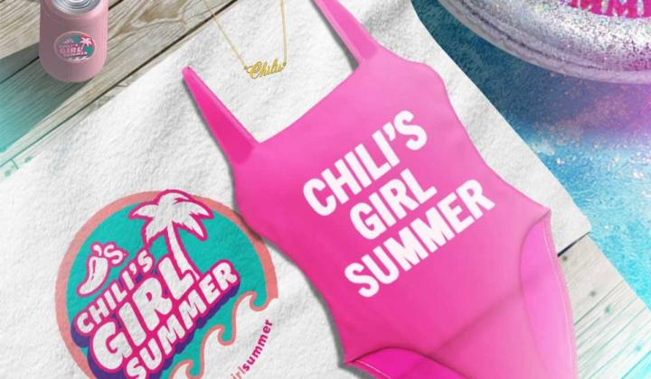 Chili's Girl Summer giveaway