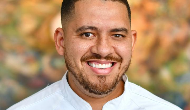 Chef Harol Ortiz headshot