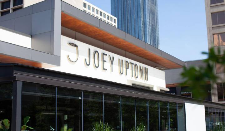 JOEY Uptown exterior