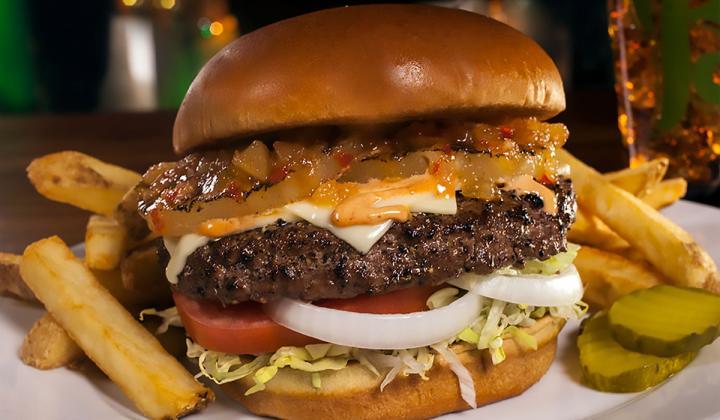 Mahal'o Burger, Bennigan's