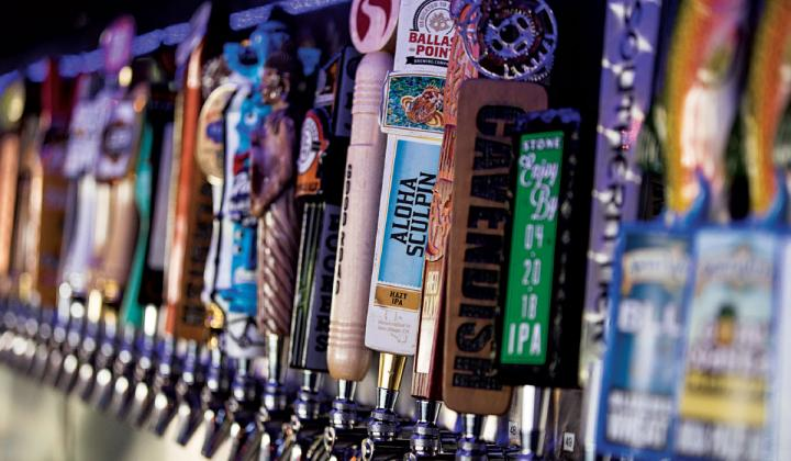 Mac's Speed Shop is now encouraging individual stores to curate half the beers on tap.