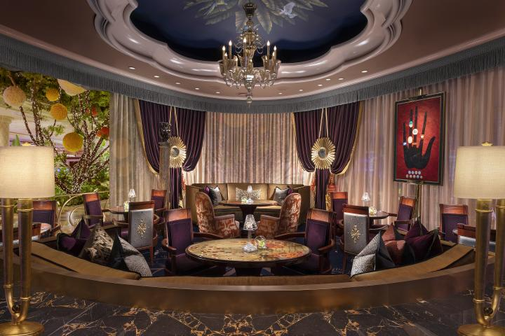Overlook Lounge is the latest in a series of venues set to debut at Wynn Las Vegas throughout 2021 that redefine the resort's singular guest experience.