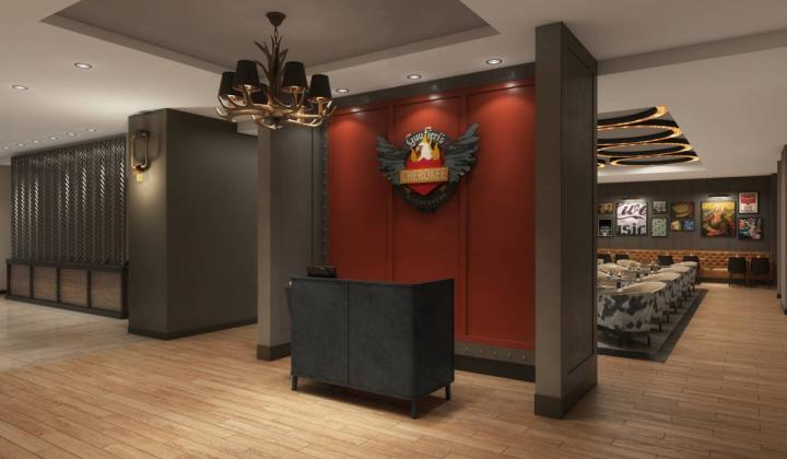 Guy Fieri's Cherokee Kitchen + Bar