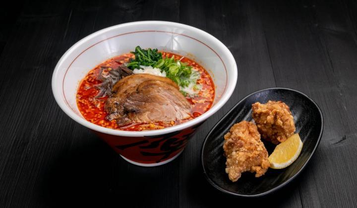 Jinya bowl.