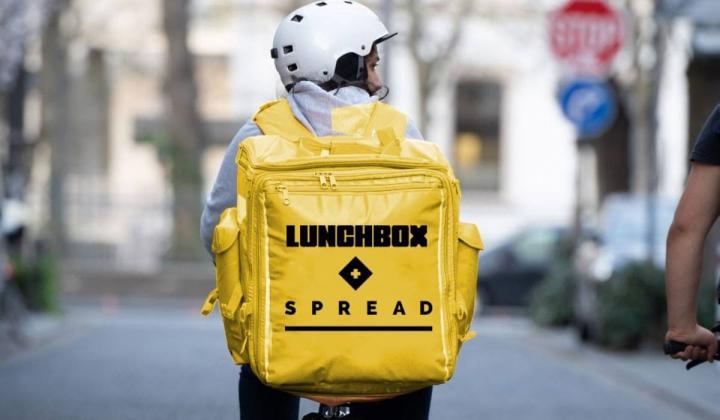 Lunchbox+Spread bag