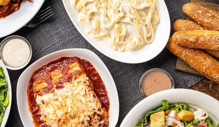 Maggiano's Italian Classics.