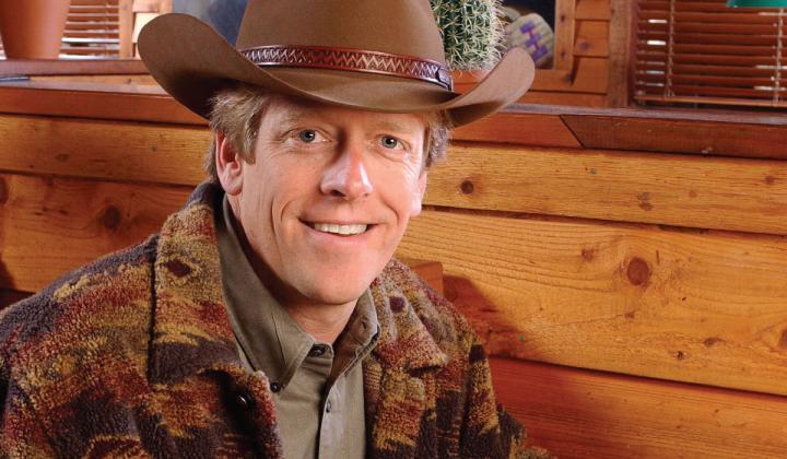 Texas Roadhouse CEO Kent Taylor.