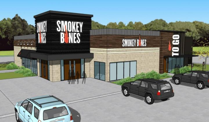 Smokey Bones prototype exterior