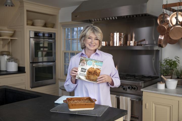 Martha Stewart Kitchen.