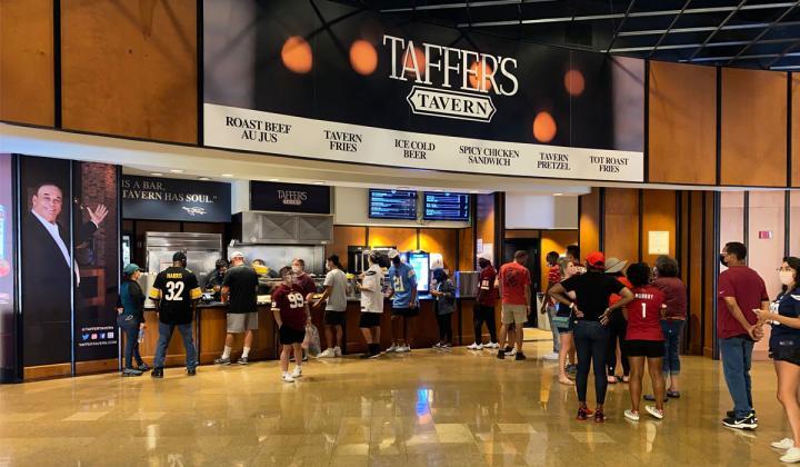Taffer's Tavern FedEx.