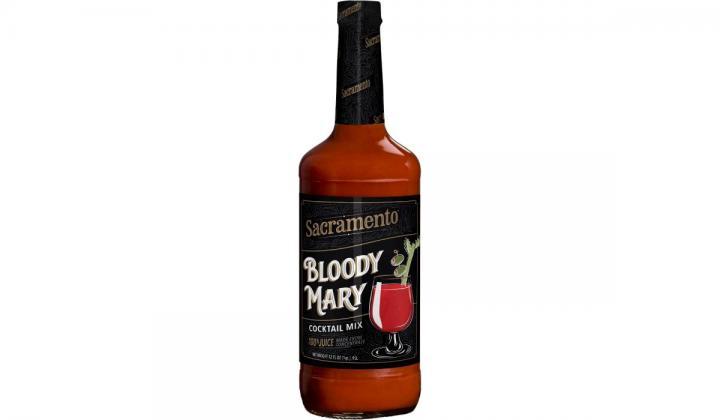 Sacramento Bloody Mary Mix.