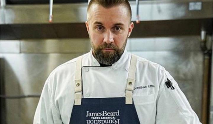James Little headshot.