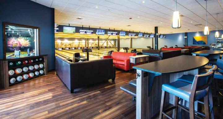Pinstripes is one of the nation's most exciting restaurant concepts.