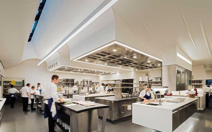 Kitchen of The French Laundry