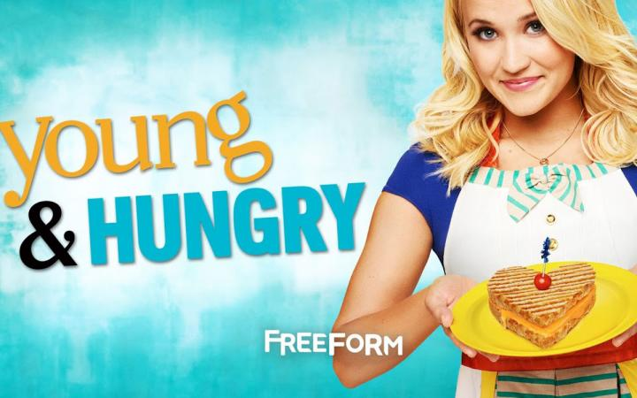Young & Hungry is a guilty pleasure show on Netflix for food lovers.