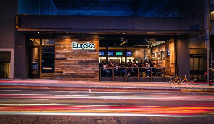 Exterior of Eureka's Berkley location