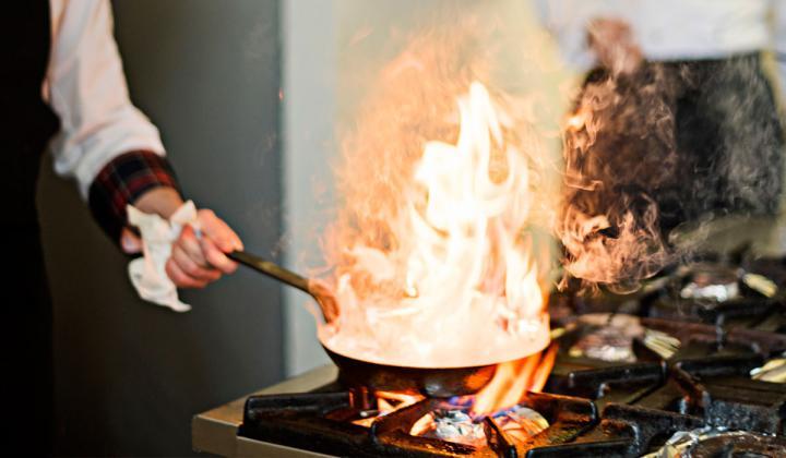 Kitchen Exhaust Fires