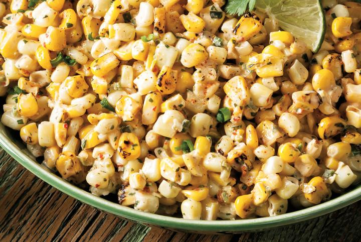 Flame Roasted Corn & Jalapeño Blend