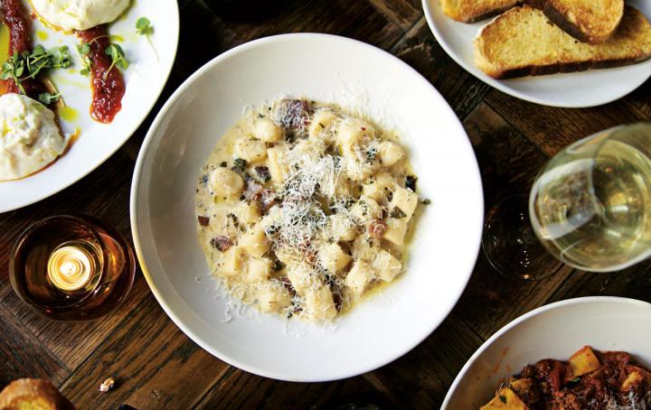 Gnocchi at Siena Tavern