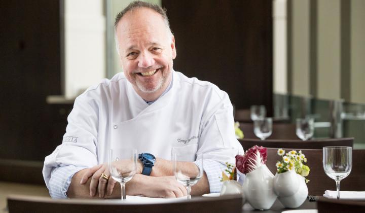 Chef Tony Mantuano of Spiaggia.