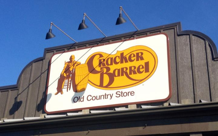 Cracker Barrel will boost its catering in 2018.