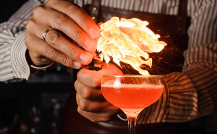 There's undoubtedly something special about great cocktail visuals and descriptions, particularly on social media.