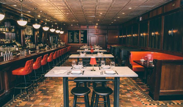The Olde Bar in Philadelphia.