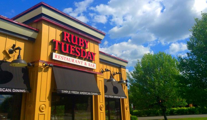 Ruby Tuesday plans to go ahead with its current sale.