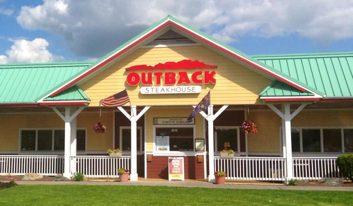 Is Outback Steakhouse going to be sold?