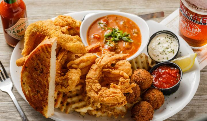 Walk-On's, ESPN's Best Sports Bar in America, showcases an expanded menu that spotlights Louisiana favorites, and will be headed to new markets thanks to a bold expansion plan for 2018.