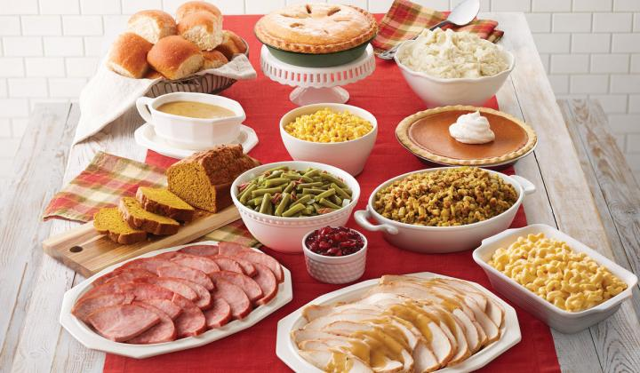 Bob Evans is offering to-go meals for Thanksgiving.