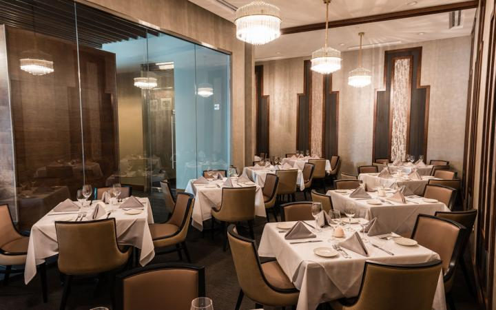 Dee Lincoln Prime opens to the public on December 1.